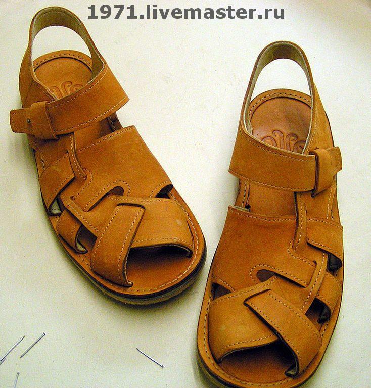 Купить сандали - летняя обувь, релакс, Авторский дизайн, пляжная мода, удобная обувь