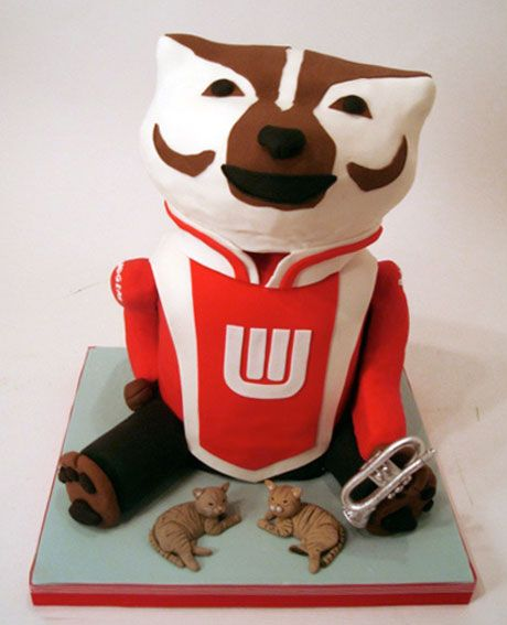 Decorating Ideas > Badger  Parties  Pinterest  Cakes, Badger And Band ~ 222501_Birthday Party Ideas Madison Wi