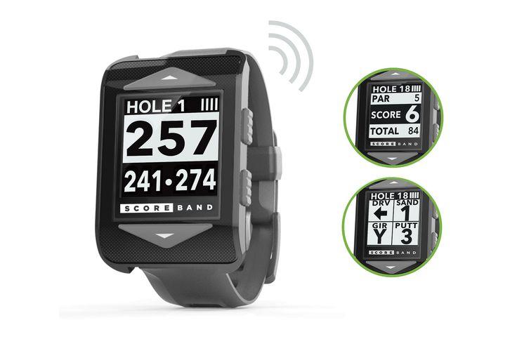 ScoreBand APEX - Smartwatch for Golf Apps