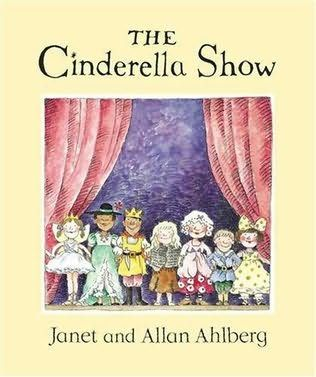 book cover of   The Cinderella Show