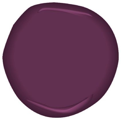 Plum - paints stains and glazes by Benjamin Moore
