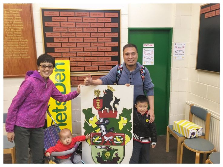 An avid Championship Manager fan brought his family thousands of miles from their home in China to visit his favourite English club - Runcorn Linnets of the ninth-tier North West Counties League Premier Division