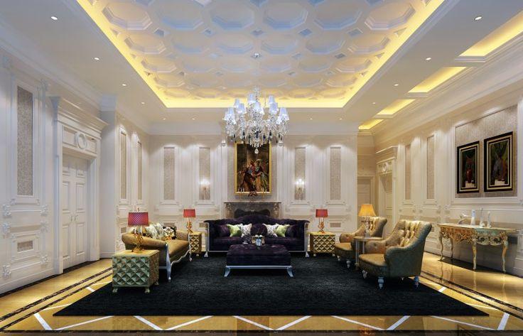 Classic stairs design google search villa interior for Luxury classic interior design