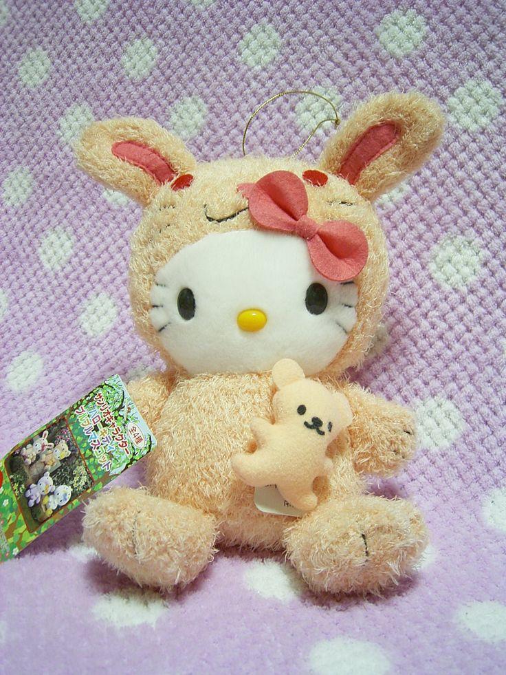 Japanese Hello Kitty Toys : Best images about hello kitty sanrio japan plush dolls