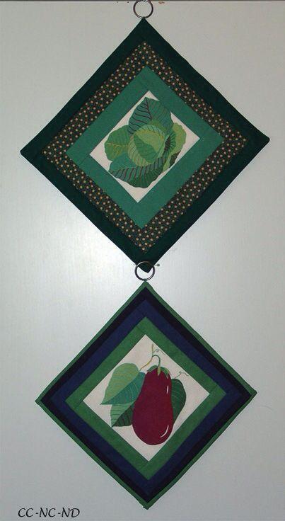 Vihreitä patalappuja