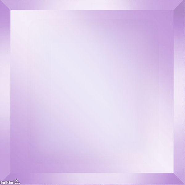 Simple purple frame