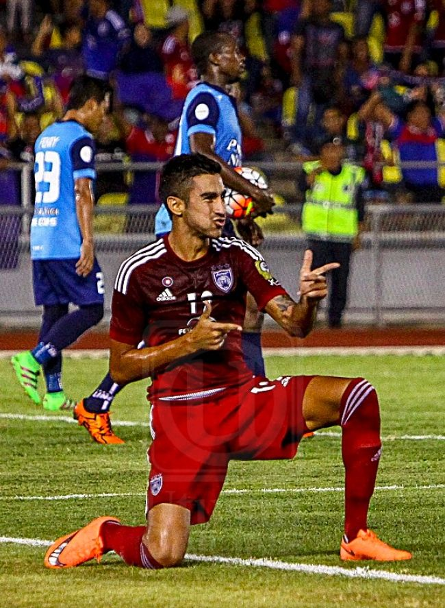 lamiafamilia (MY FAMILY): FA CUP 2016 : JDT, Perak menang tipis, PKNS berpes...