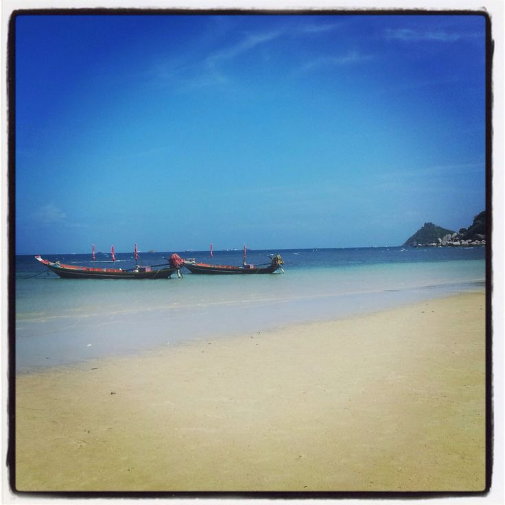 Ko Tao, Thailand, really beautiful!  been there, done that :-)