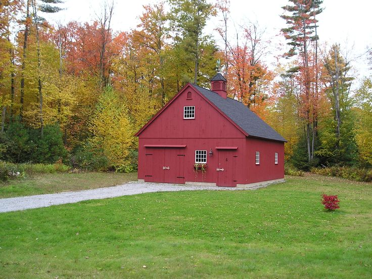 17 best images about one story barns 24 39 deep on pinterest for Single story barn house plans