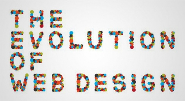 Evolution of Website Design!