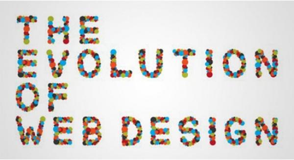 Evolution of Website Design!