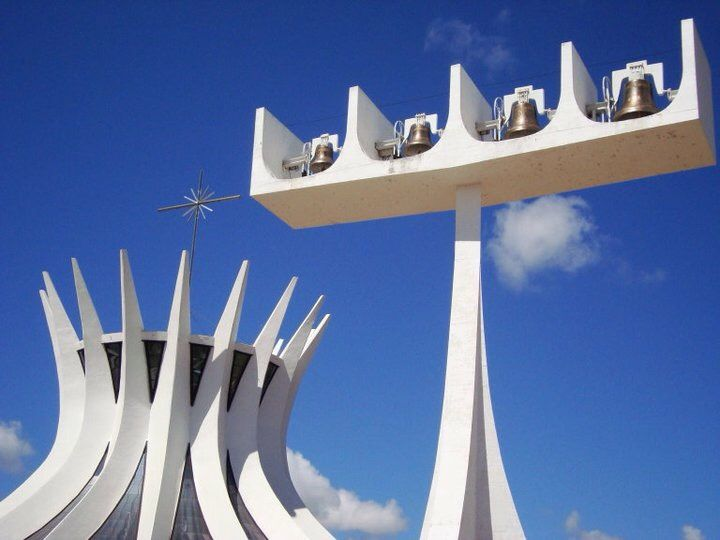 #brasilia #church