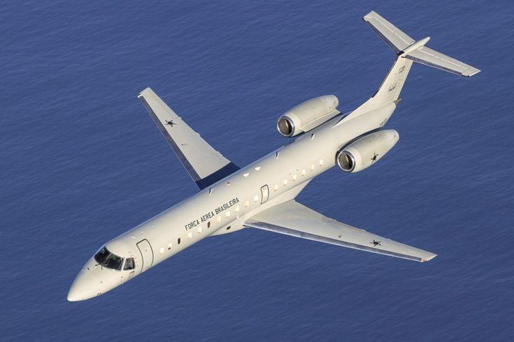 O jato C99 é uma das principais aeronaves utilizadas pelo CAN (FAB)