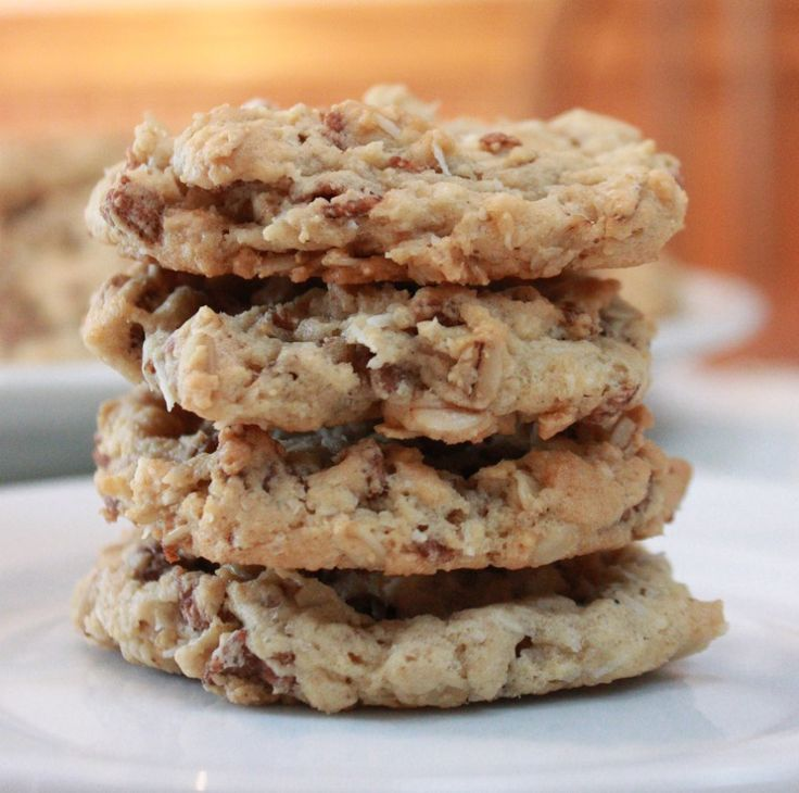 ... Cookies - Coconut on Pinterest | Paleo vegan, Coconut icing and