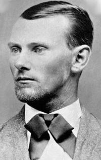 Outlaw Jesse James again is a relation through DNA.  We all have skeletons in our closets and I had no idea until the DNA was completed.