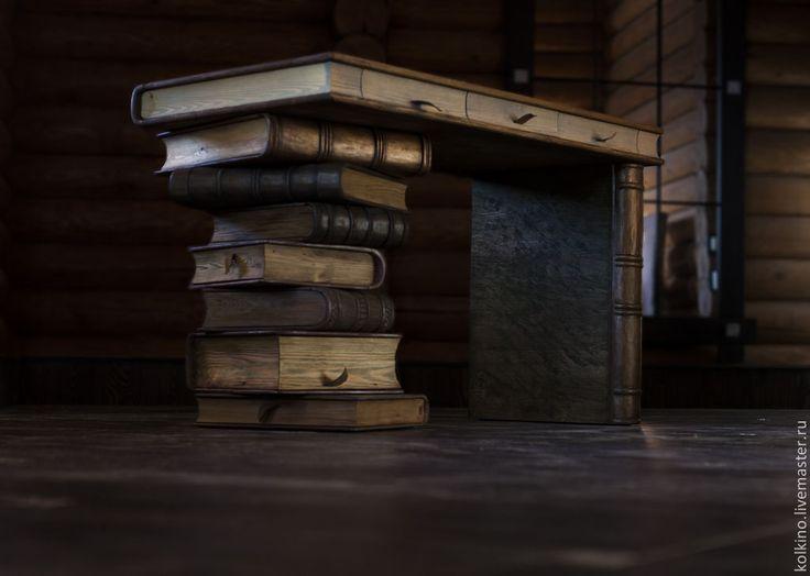 Книжный стол и стул - Васильевич - Ярмарка Мастеров