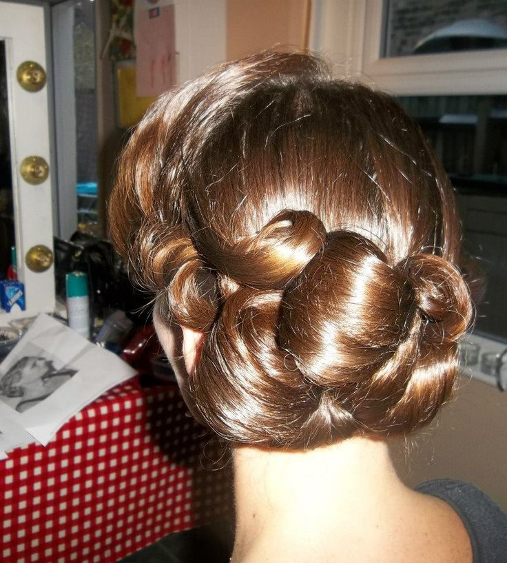 One of our brides at her bridal trial were we go over a hair & makeup ideas for the big day http://weddinghairandmakeupartists.com/