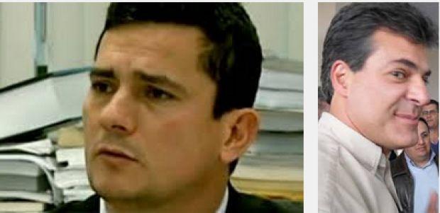 Bomba: Primo do juiz do lava jato Sergio Fernando Moro financiou Beto Richa (PSDB) ao governo do Paraná