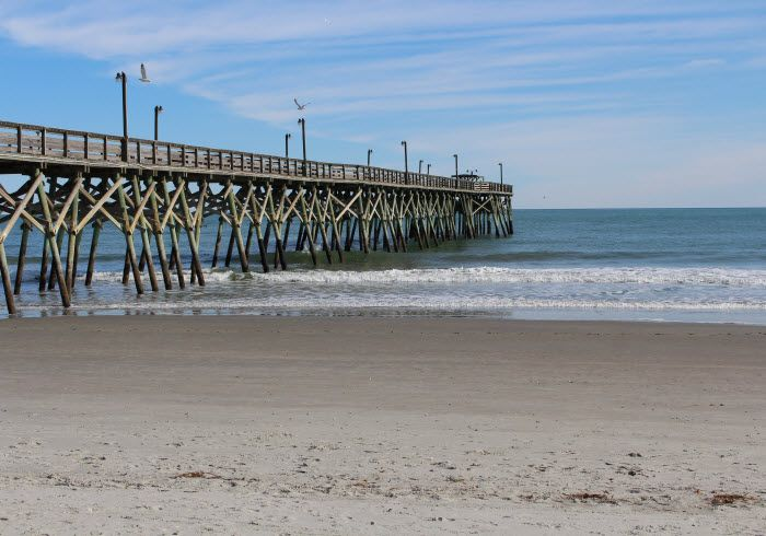 60 best ocean lakes family campground surfside beach sc for Pier fishing myrtle beach