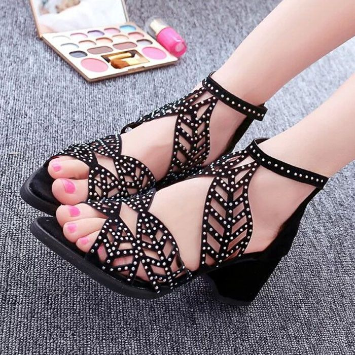 XWZ1466women sandals (6)