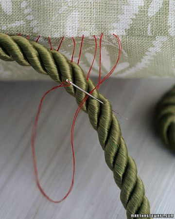 Pillow Edge how to