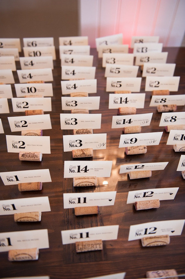 craft ideas for wedding place cards%0A Temecula Wedding from Acres of Hope Photography