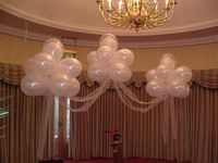 Balloon Clouds give party/event decorations a magical feel!