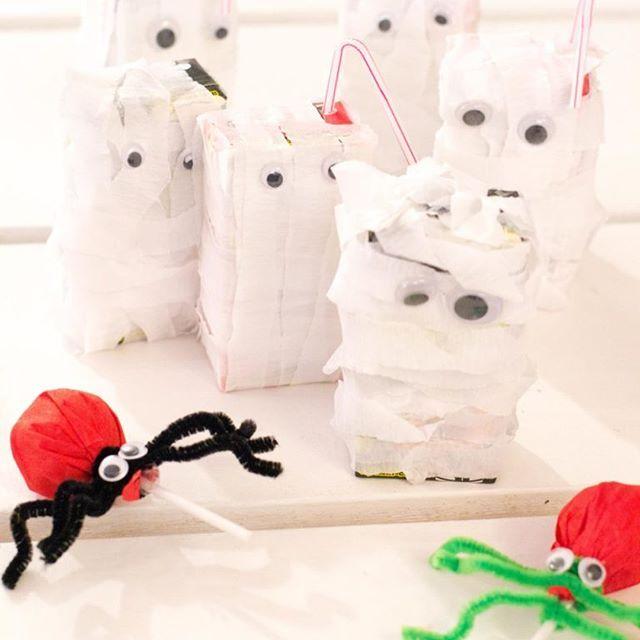 Olipa taas hurjan hauskat Halloween pippalot. Lisää blogissa! #halloween #helpotherkut #ruoallasaakerrankinleikkiä