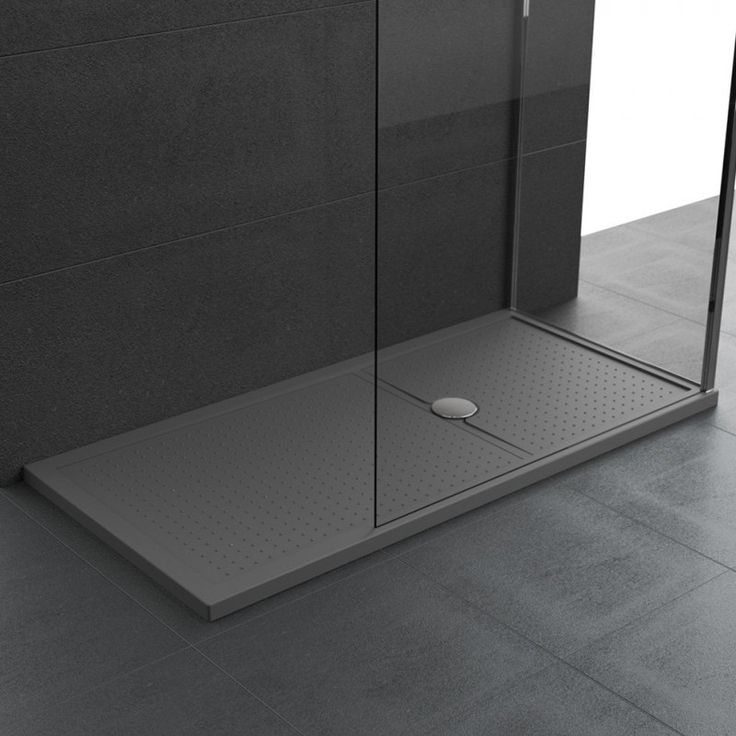Novellini Olympic Plus Shower Tray 1200mm x 800mm , black