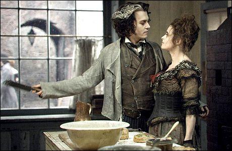 Sweeny Todd and Mrs. Lovett - Sweeney Todd: The Demon Barber of Fleet Street (2007)