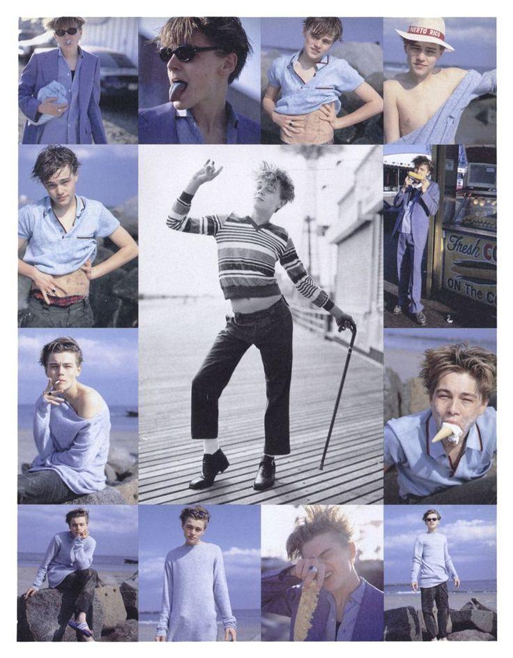 Leonardo DiCaprio - Interview by Bruce Weber, June 1994