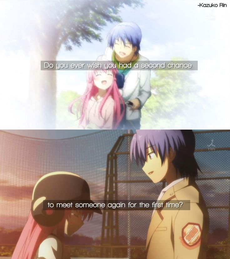 Anime: Angel Beats #Anime || #Animequotes || #quotes || #AngelBeats - SHINIGAMI SAMA - Google+