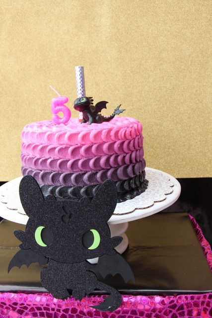 How To Train Your Dragon Birthday Party Ideas Birthdays