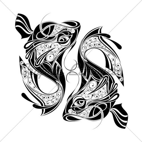 71 best images about gemini tattoos on pinterest zodiac for Gemini tribal tattoo