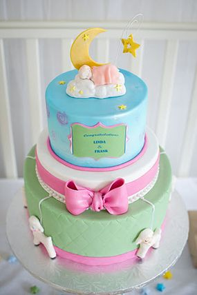 Baby Shower Cakes Houston Heights