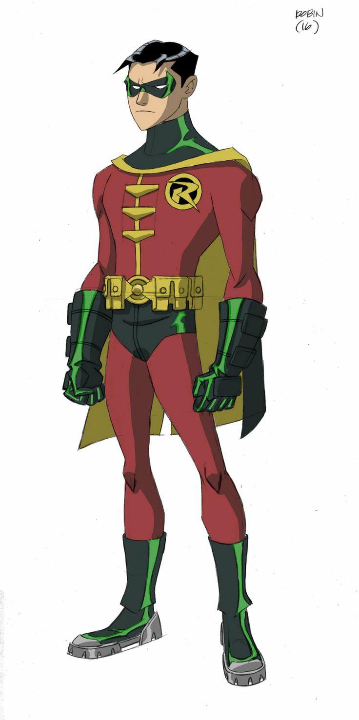 Robin Hood DC Comics - Wikipedia