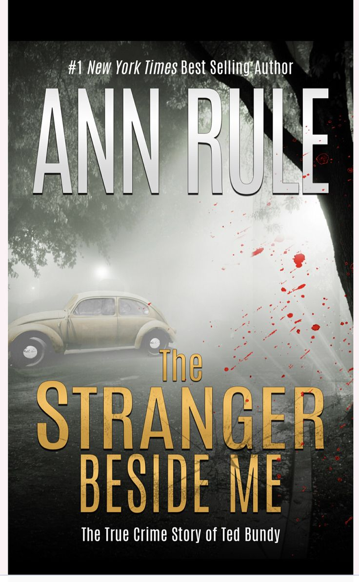 The Stranger Beside Me True crime stories, Book stay