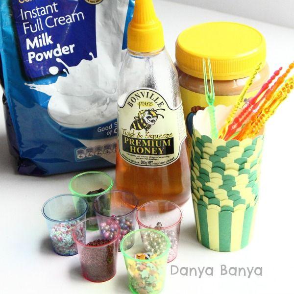 Healthy-ish Edible Playdough Recipe - Danya Banya