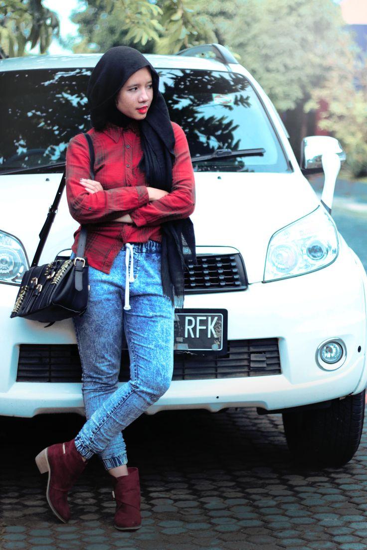 #hijabstyle #ootdhijab  #khimar #fashion #fashionhijab #ootd #muslimah #indonesian #hijabindonesian #hijabootdindo