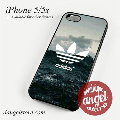 Adidas in Ocean Phone Case for iPhone 4/4s/5/5c/5s/6/6s/6 Plus