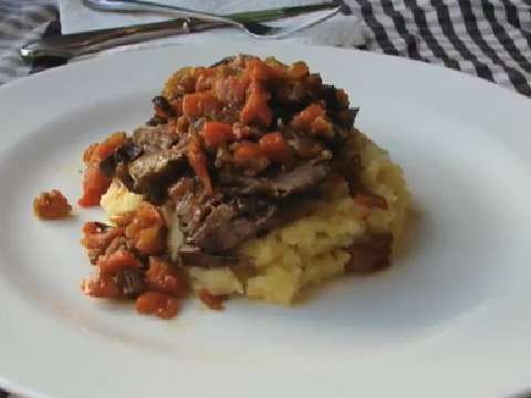 Simple Beef Pot Roast Allrecipes.com made this for Chelsea and Nick- 2 ...