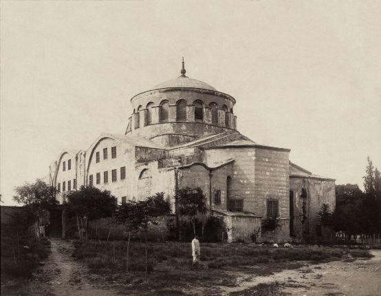 Aya İrini Kilisesi – Hagia Eirene