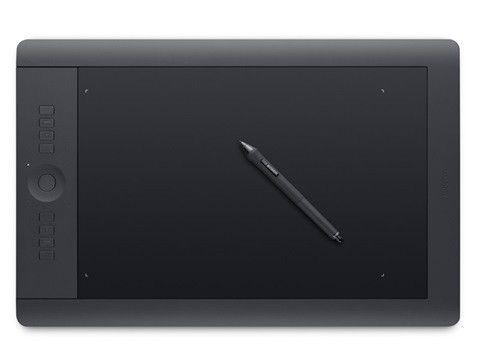 GOALSSSSSSZZZZ  Wacom Intuos Pro - Professional Pen & Touch Tablet - Large