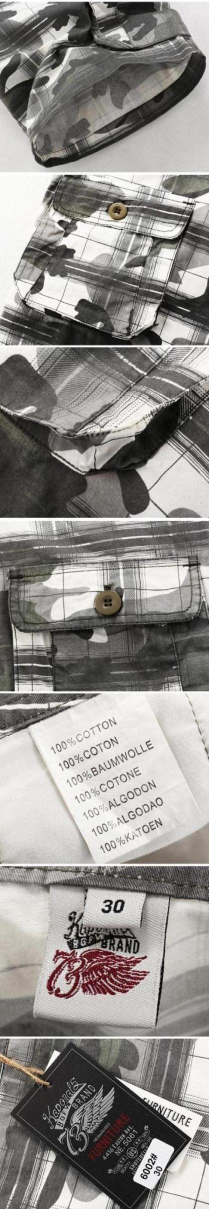 Aliexpress.com: Compre Masculino ginásio correndo esporte Casual algodão camuflagem na altura do joelho Shorts Men marca nova verão 2015 moda Plus Size roupas masculinas de confiança jeans homens vestuário fornecedores em AOXUAN CLOTHING CO.,Ltd