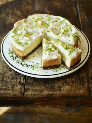 New York Cheesecake | Cheese Recipes | Jamie Oliver Recipes