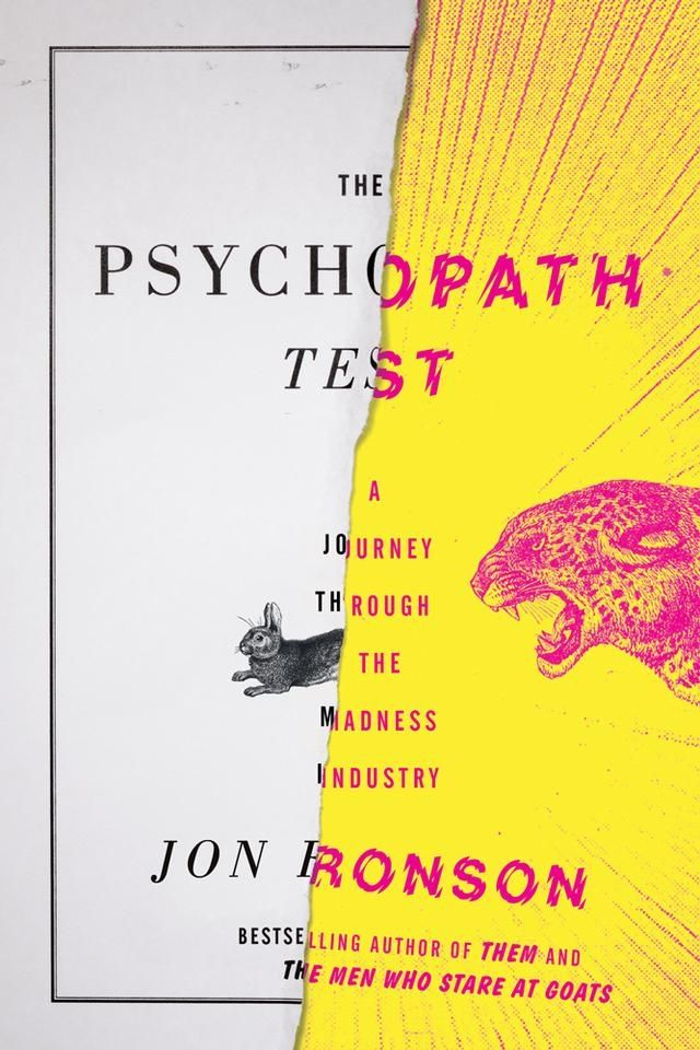 ***Books for 20 Year Olds: Books to Read in Your 20s 10. The Psychopath Test - Jon Ronson For braaaaaaain lovers xD