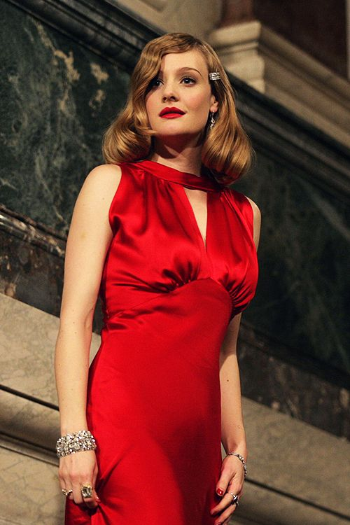 Anne Keyes - Romola Garai in Glorious 39, set in 1939 (2009).