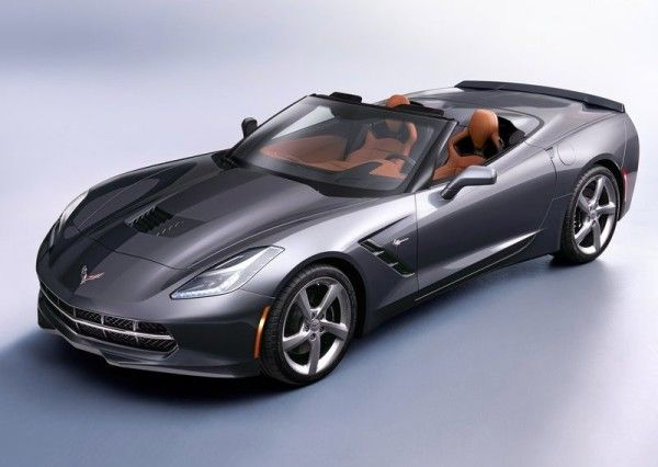 2014 Chevrolet Corvette C7 Stingray Convertible concept