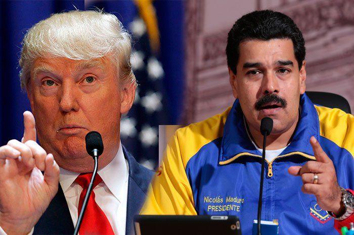 """De """"ladrón"""" a """"enfermo mental"""": Algunos de los calificativos de Maduro a Donald Trump - http://www.notiexpresscolor.com/2016/11/10/de-ladron-a-enfermo-mental-algunos-de-los-calificativos-de-maduro-a-donald-trump/"""
