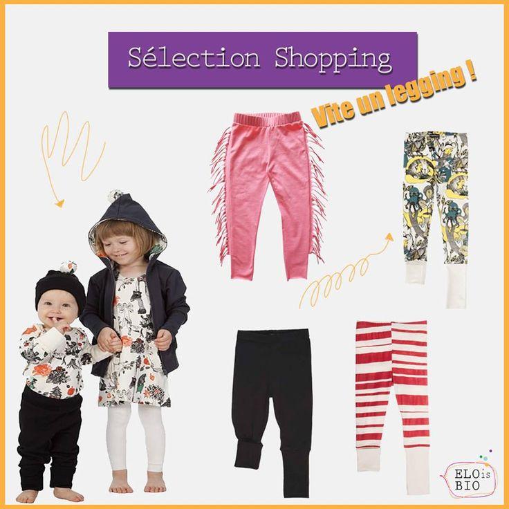 """Sélection Shopping """"Vite un Legging"""""""
